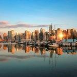 Album photo de voyages au Canada, Vancouver