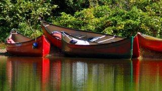 Kayak et canot au Québec