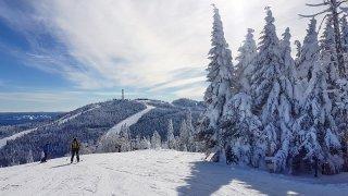 Mont-Tremblant hiver