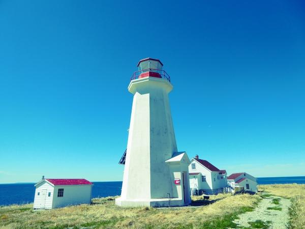 La côte Nord du Québec