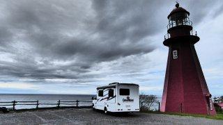 Voyage en VR Canada